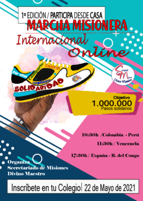 Marcha Misionera Internacional